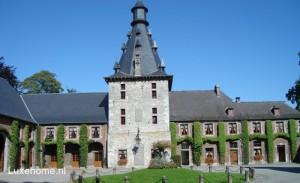 La Tchouff kasteel Bioul